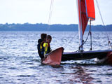Katamaran segeln mit einem Sportkatamaran ist genial