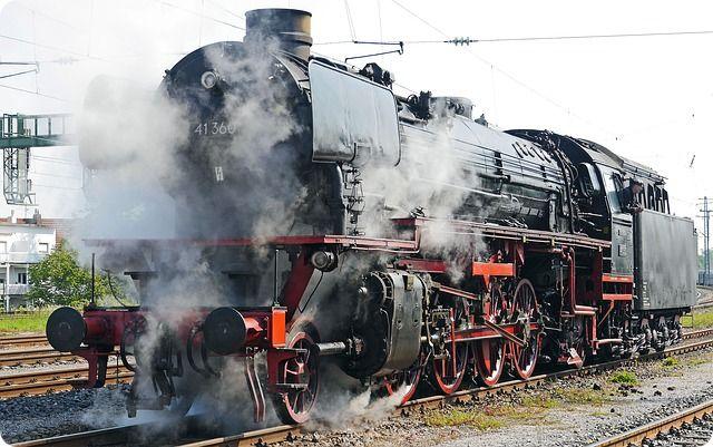 Dampflok selbst fahren bei Lutherstadt