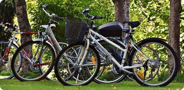 Fahrradverleih in Wismar
