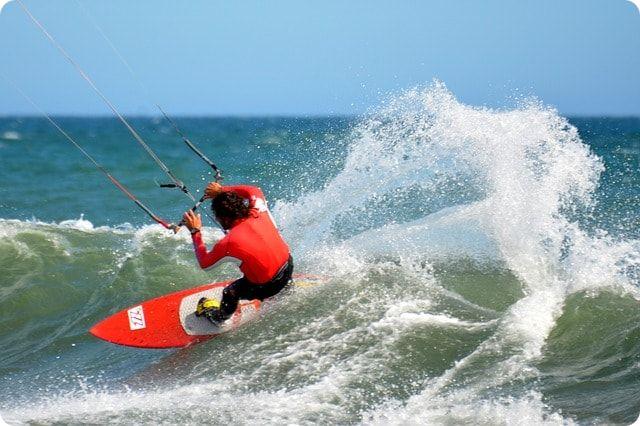 Wassersport und Kitesurfen auf der Insel Rügen