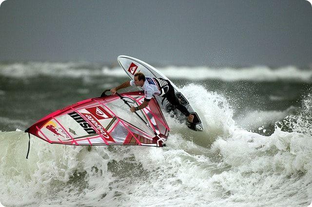 Windsurfen und mehr Wassersport in der Wismarer Bucht