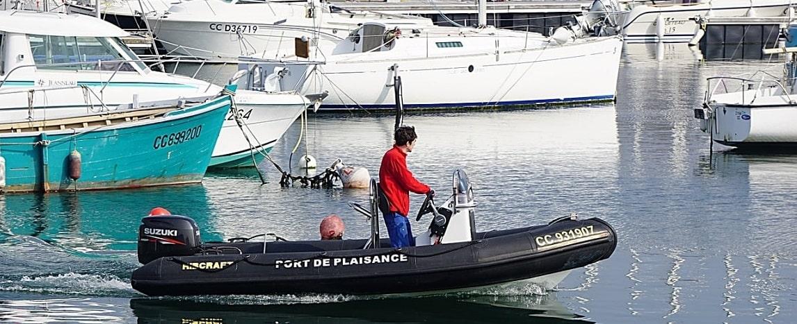 Bootstouren auf der Ostsee
