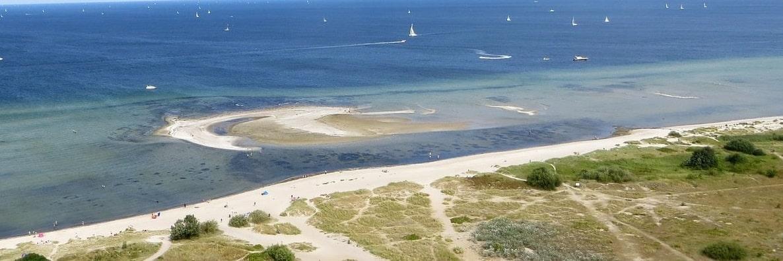 Segelschulen an der Ostsee