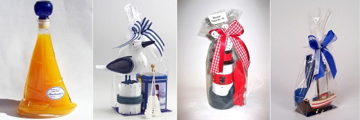 Maritime Geschenke für Segler, Männer und Frauen.