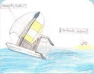 Katamaran-mitsegeln-Bild-von-Florian-11-Jahre
