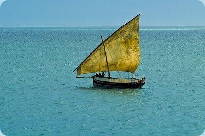 Dau Segelboot