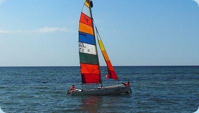 Teamevent-Katamaran-segeln