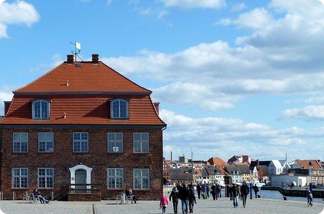 Baumhaus Sehenswürdigkeiten aus Wismar.