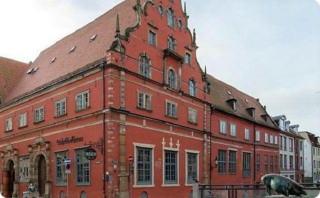 Phantechnikum Technisches Landesmuseum von Mecklenburg Vorpommern.